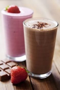 Blender Bottle Protein Shake Recipes