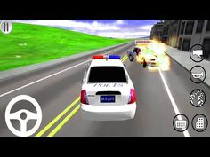 Police Car Chasing Drive - City Police Car Chasing Simulator - Police Simulator - Android Gameplay - YouTube