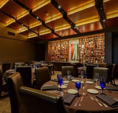 Perry's Steakhouse Cellar Room - Frisco TX