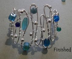 Hi, welcome to this instructable on making a wire and bead bracelet, the great thing about this is that it is totaly solder free so its safe to do wit...
