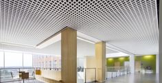 MetalWorks Open Cell Ceilings