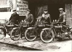History of Harleys