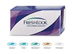 FreshLook ColorBlends  - Monatslinsen