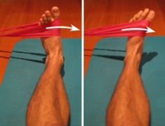Ankle Strengthening Exercises - Ankle Rehabilitation - PhysioAdvisor