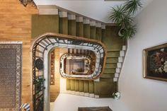 disenos de casas escaleras