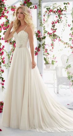 Courtesy of Morilee By Madeline Gardner Voyagé Collection  Wedding dress  idea. Sweetheart Wedding Dress dc701497a