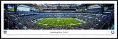 Indianapolis Colts Framed Panoramic Photo