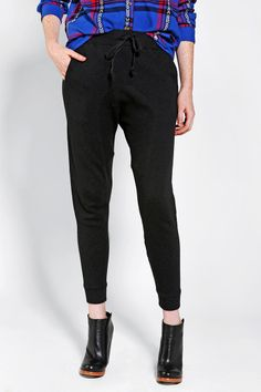 BDG French Terry Harem Pant