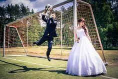 soccer wedding by AndreasDumke. @go4fotos