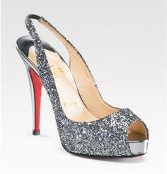 Christian Louboutins...I can dream can't I?