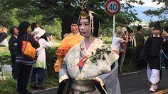 葵祭2015年5月15日:加茂街道33 Romantc Area Kyoto 京の都ぶらぶら放浪記