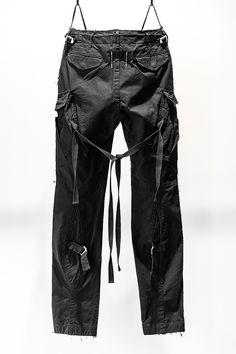 TAKAHIROMIYASHITA The Soloist. SS15 Six Pocket Pants | #TAKAHIROMIYASHITA #havenshop
