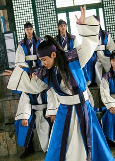 Taehyung ❤ Hwarang Photo! #BTS #방탄소년단