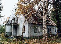 Wohnhaus für Offiziere am Haffring