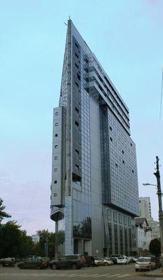 25 лучших зданий Самары