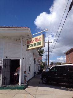 Willie Mays Scotch house. New Orleans, LA. Best fried chicken!!