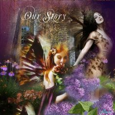 I sing my sister's song...Fairy Blingee by stina scott