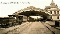 Imágenes de Chile del 1900: Concepción