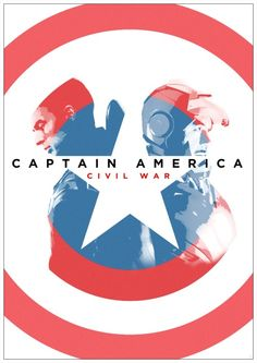 Captain America: Civil War by Mikie Daniel
