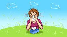 Learn how to battle seasonal allergies