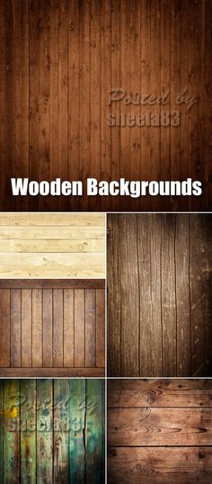 Stock Photo - Wooden Backgrounds 6 JPEG files | up to 7180x6724 | 117,4 MB