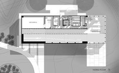 Wild Turkey Bourbon Distillery Visitors Centre, Lawrenceburg, 2014 - De Leon & Primmer Architecture Workshop