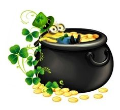 Minions, Happy St Patricks Day, Wonderful Time, Saints, Planter Pots, Holidays, Times, Crafts, Holidays Events