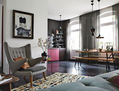In Berlin, A Showcase For The Dark Side Of Modernism | Decor Advisor