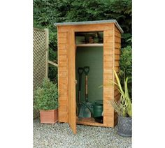 Buy Forest Pent Tool Store at Argos.co.uk - Your Online Shop for Garden storage boxes and cupboards, Conservatories, sheds and greenhouses, Home and garden.