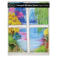 Tranquil Window Scene Project Packet