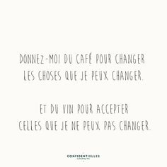 Quotes and inspiration about Life QUOTATION - Image : As the quote says - Description Mot assoiffé - Confidentielles French Words, French Quotes, Positive Mind, Positive Attitude, Words Quotes, Life Quotes, Sayings, Mantra, Best Quotes