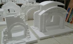 Belem, Barbie House, Sculpture Clay, Tabletop Games, Portal, Watercolor Art, House Plans, Arts And Crafts, Miniatures