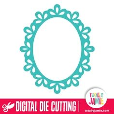 Use this ornate oval frame to decorate scrapbook layouts or cards. Silhouette Cameo, Silhouette Portrait, Silhouette Studio, Vinyl Crafts, Paper Crafts, Stencil Vinyl, Paper Cutting, Die Cutting, Stall Display
