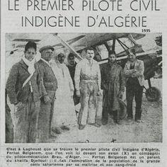 اول طيار مدني جزائري 1935 Le premier pilote civile indigène d'Algérie 1935 #algerie #algeria #laghouat #art #artwork #artofinstagram #photo #photography #photographer #الجزائر #الجزائر_المحمية_بالله#peinturedalgerie