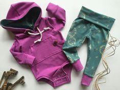 Baby HOODZIE set baby sweatshirt gender neutral hoodie #genderneutralbabyclothes
