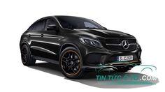 Mercedes-Benz GLE Coupe OrangeArt Edition được trang bị tiêu chuẩn 2 gói phụ kiện AMG Line và Night Package