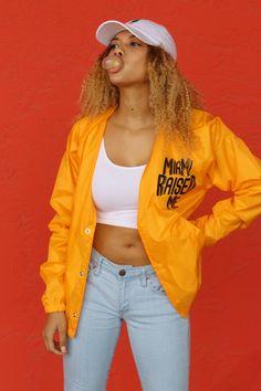 bomber jacket + cropped top + denim   fashion lookbook   style inspiration