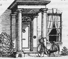 Rex Whistler drawing