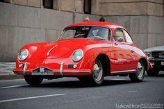 Porsche 356A 1600 Coupe