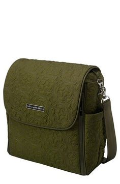 00b0e032a8 Petunia Pickle Bottom  Embossed Boxy  Backpack Diaper Bag