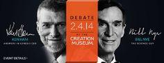 Bill Nye, Ken Ham to Hold Debate on Viability of Creationism