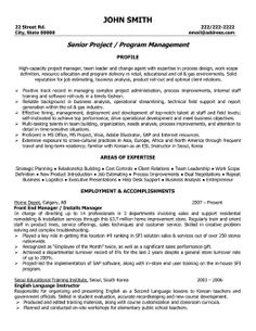 Generic Resume Template Amazing A Professional Resume Template For A Regional Sales Managerwant It