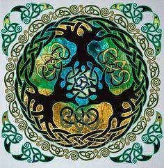 Celtic Tree of Life Meaning | Celtic Art Studio : SYMBOLISM Tree of Life