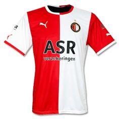 Feyenoord Home Jersey