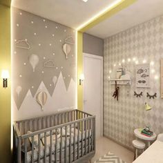 Bebek Odası Dekorasyonu ile ilgili 50 Harika Öneri - Cautious Tutorial and Ideas Baby Bedroom, Baby Boy Rooms, Baby Room Decor, Baby Boy Nurseries, Nursery Room, Girls Bedroom, Room Baby, Nursery Inspiration, Girl Room