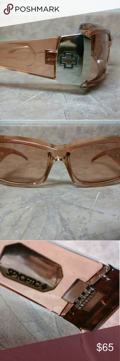 """ Spy ""Authentic women sunglasses Practically new SPY Accessories Glasses"