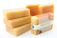Lavender Orange & Patchouli Soap Coconut Milk Soap by Avococo