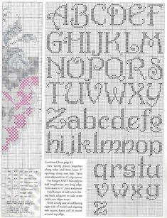 Image result for nightmare before christmas cross stitch letter patterns