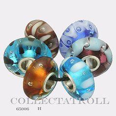 Authentic-Trollbeads-Silver-Universal-Kit-6-Beads-Trollbead
