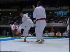 JKA Shotokan Karate Kumite Japan